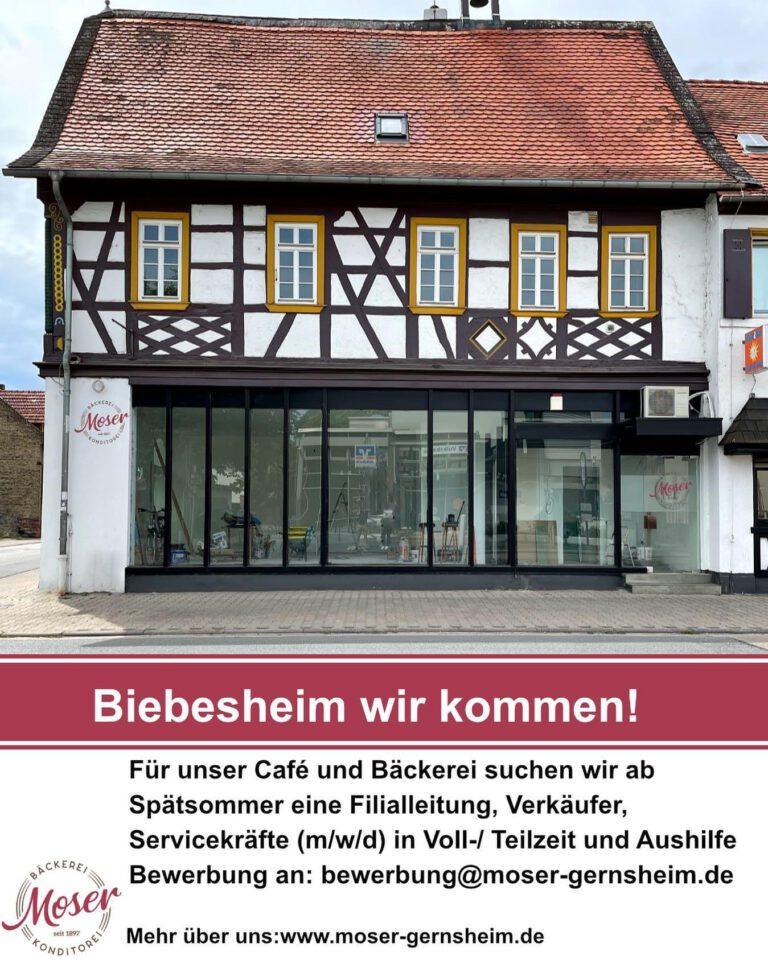 Read more about the article Biebesheim wir kommen!